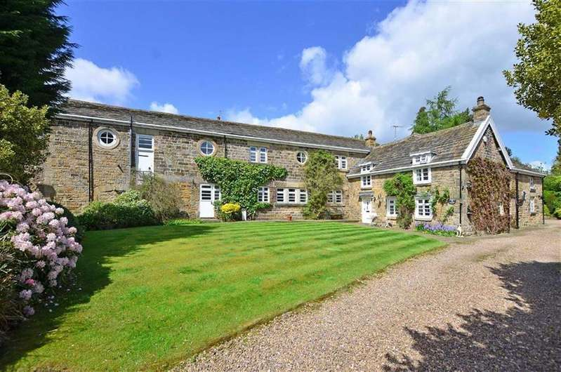 5 Bedrooms Detached House for sale in School Green Lane, Sheffield, Yorkshire