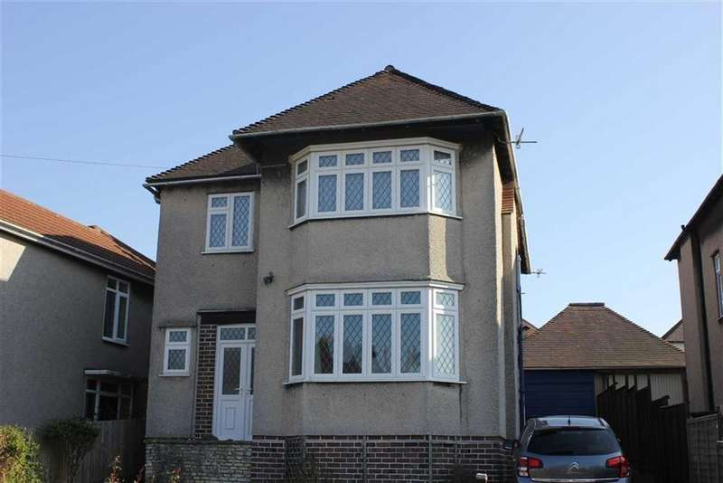 4 Bedrooms Detached House for sale in Hill Grove, Henleaze, Bristol