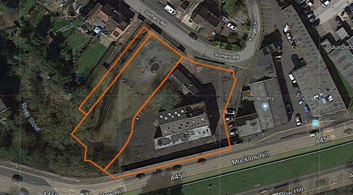 Land Commercial for sale in Shenstone Court, Mucklow Hill, Halesowen