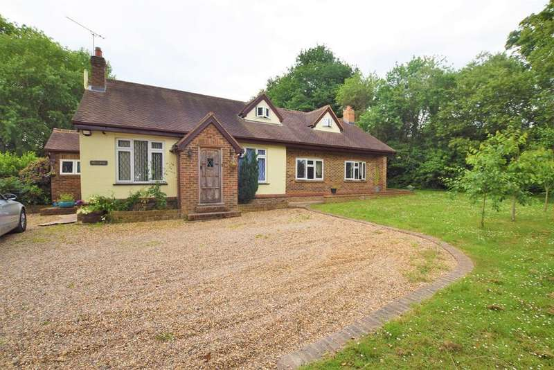 4 Bedrooms Detached House for sale in Buckwyns Chase, Billericay, CM12