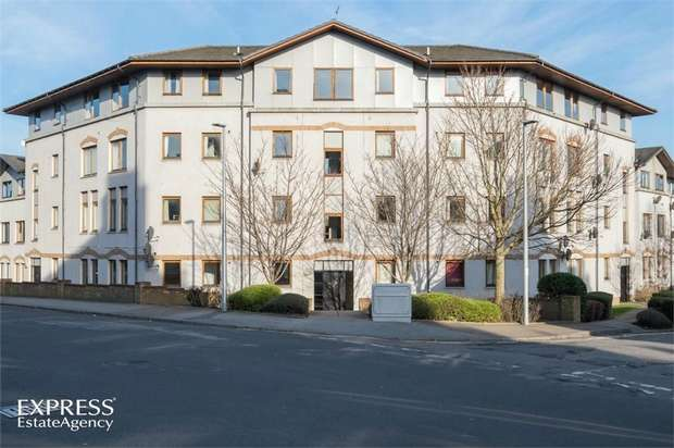 2 Bedrooms Flat for sale in Bloomfield Court, Aberdeen