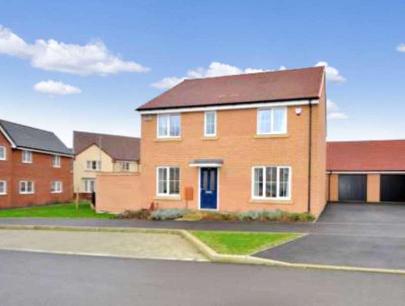 4 Bedrooms Detached House for sale in Cranborne Avenue, Kingsmead