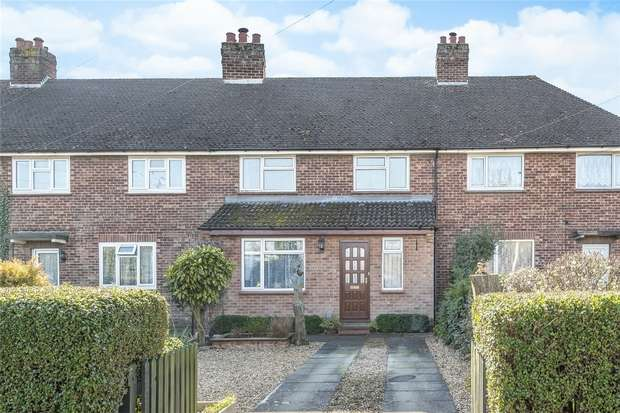 3 Bedrooms Terraced House for sale in Cardington Road, Bedford