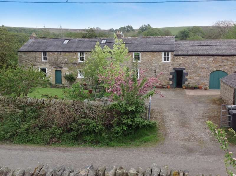 3 Bedrooms Detached House for sale in Eals, Slaggyford