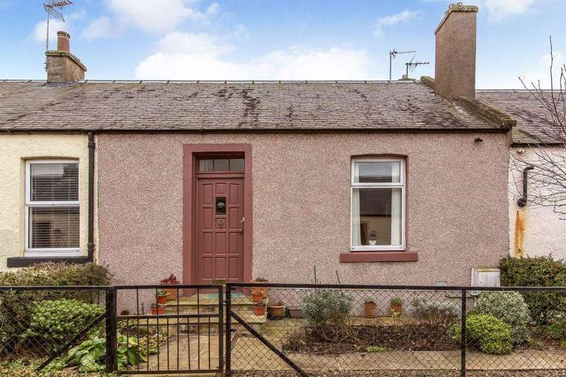 2 Bedrooms Terraced House for sale in 18 Linlithgow Terrace, Ormiston, EH35 5LJ