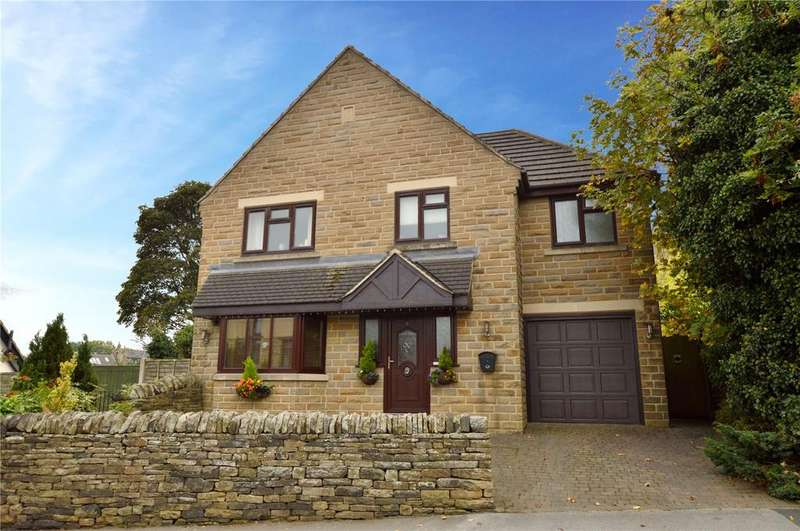 4 Bedrooms Detached House for sale in Greentop, Pudsey, West Yorkshire