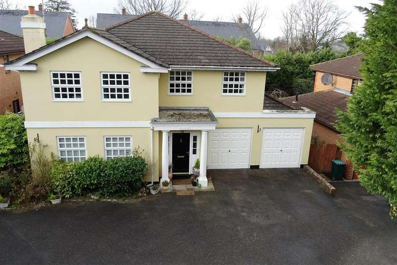 5 Bedrooms Detached House for sale in Church Road, Worth