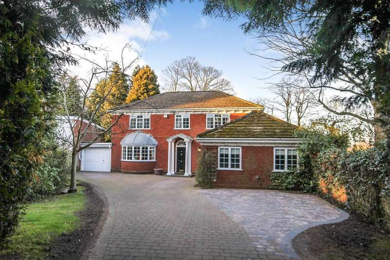 4 Bedrooms Detached House for sale in Clear View, Kingswinford, West Midlands, DY6