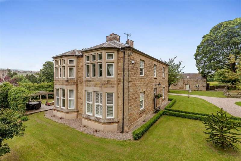 5 Bedrooms Detached House for sale in Holm Lane, South Wingfield, Alfreton