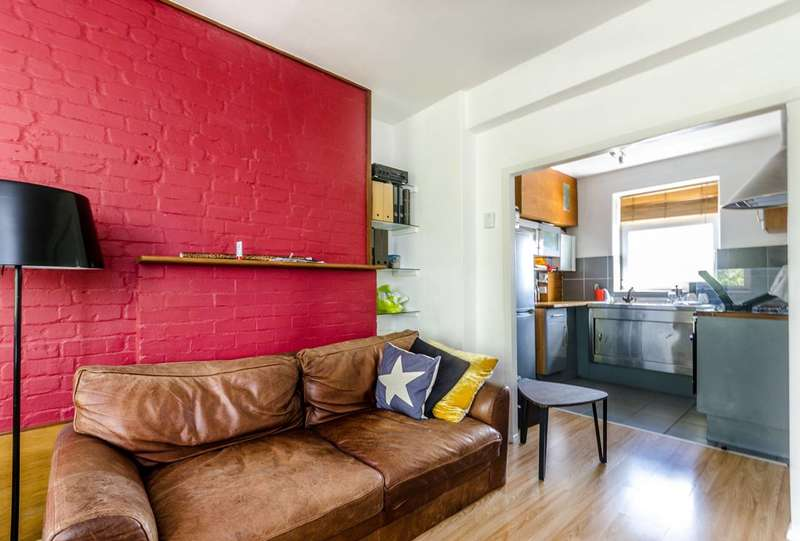 1 Bedroom Flat for sale in Pomeroy Street, New Cross, SE14