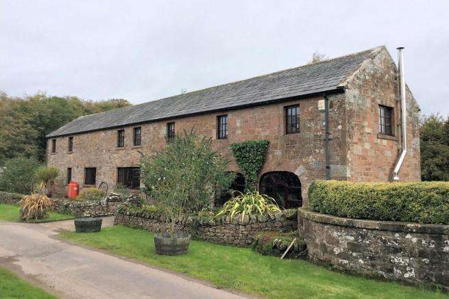 4 Bedrooms Detached House for sale in The Horsemill, Kirkpatrick Fleming, DG11