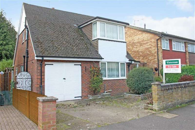 4 Bedrooms Detached House for sale in Highway Road, Maidenhead, Berkshire