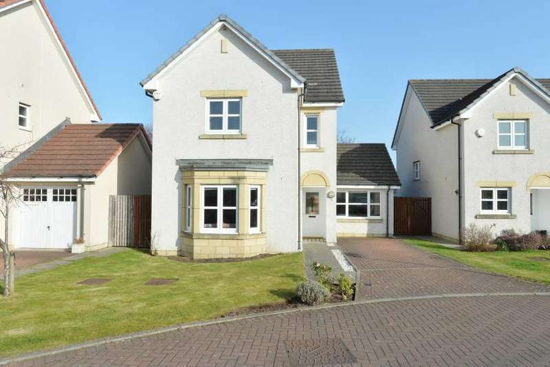 4 Bedrooms Detached House for sale in 26 Buie Brae, Kirkliston, EH29 9FB