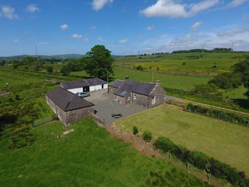 3 Bedrooms Smallholding Commercial for sale in Outerland, Lockerbie, DG11