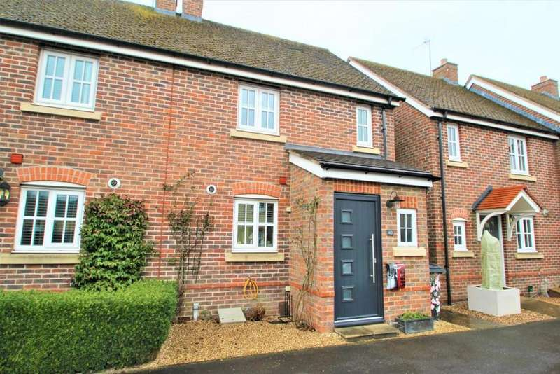 2 Bedrooms End Of Terrace House for sale in Acorn Gardens, Reading, RG7