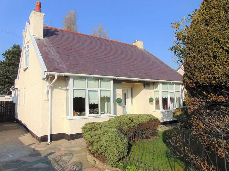 3 Bedrooms Detached House for sale in Burrell Drive, Moreton CH46