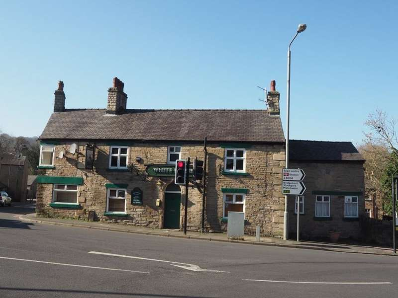 Plot Commercial for sale in 141 Buxton Road, Whaley Bridge, High Peak, Derbyshire, SK23 7HX