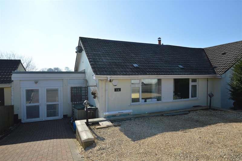 4 Bedrooms Semi Detached Bungalow for sale in Hillside Close, Paulton