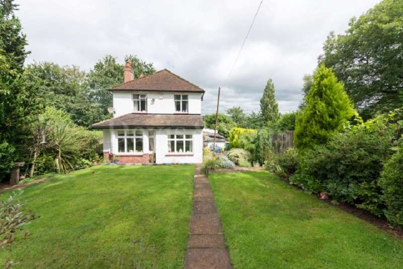 3 Bedrooms Detached House for sale in 560 Caerleon Road, Newport, Gwent. NP18 1QA