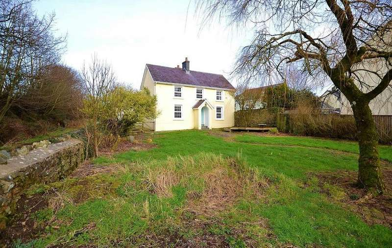 5 Bedrooms Detached House for sale in Walton East, Clarbeston Road