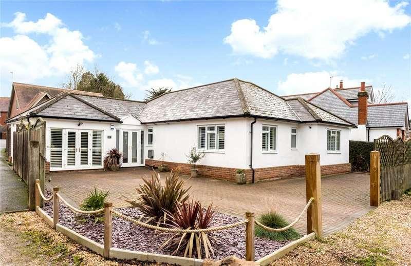 3 Bedrooms Detached Bungalow for sale in Westfield Road, Bishop's Stortford, Hertfordshire, CM23