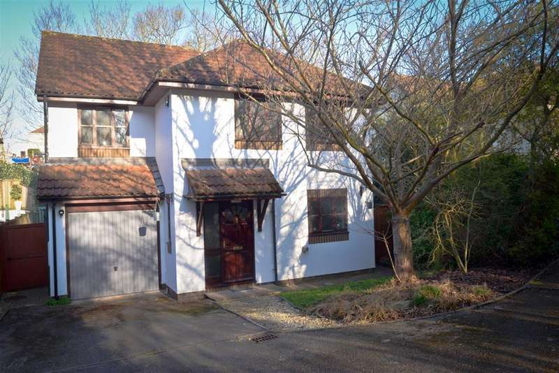 5 Bedrooms Detached House for sale in Polly Barnes Close, Hanham, Bristol, BS15 3BJ