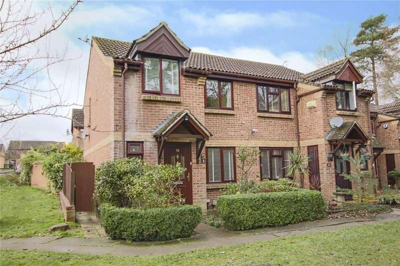 3 Bedrooms End Of Terrace House for sale in Pyegrove Chase, Forest Park, Bracknell, Berkshire, RG12