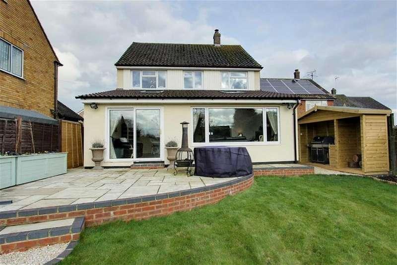 4 Bedrooms Detached House for sale in Stanbridge, Bedfordshire