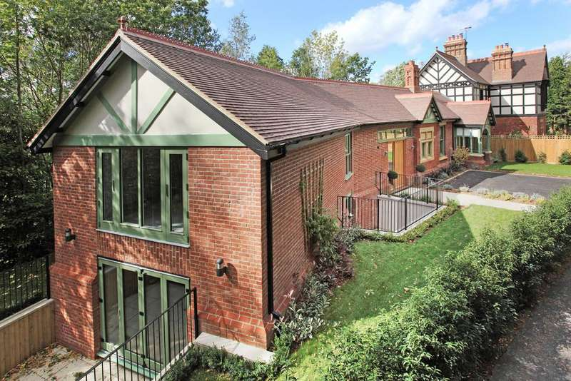 3 Bedrooms House for sale in Station Approach, Mayfield