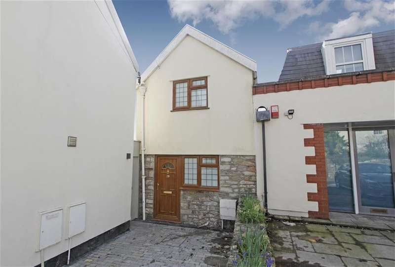 1 Bedroom End Of Terrace House for sale in High Street, Clifton, Bristol