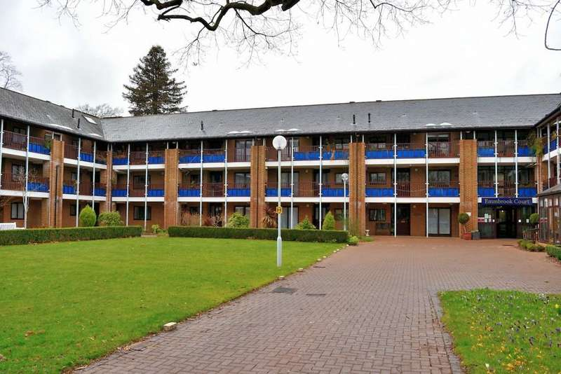 2 Bedrooms Apartment Flat for sale in Emmbrook Court, Reading