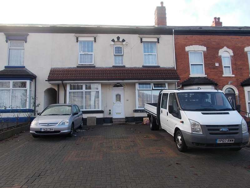 4 Bedrooms Terraced House for sale in Frederick Road, Stechford, Birmingham B33
