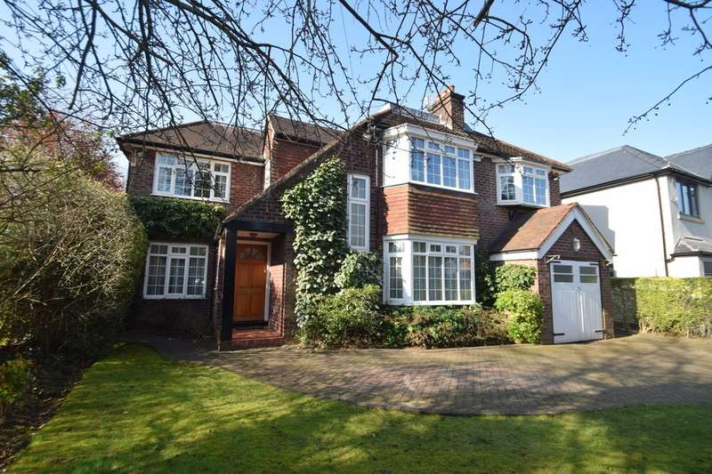 5 Bedrooms Detached House for sale in Arlington Road, Cheadle