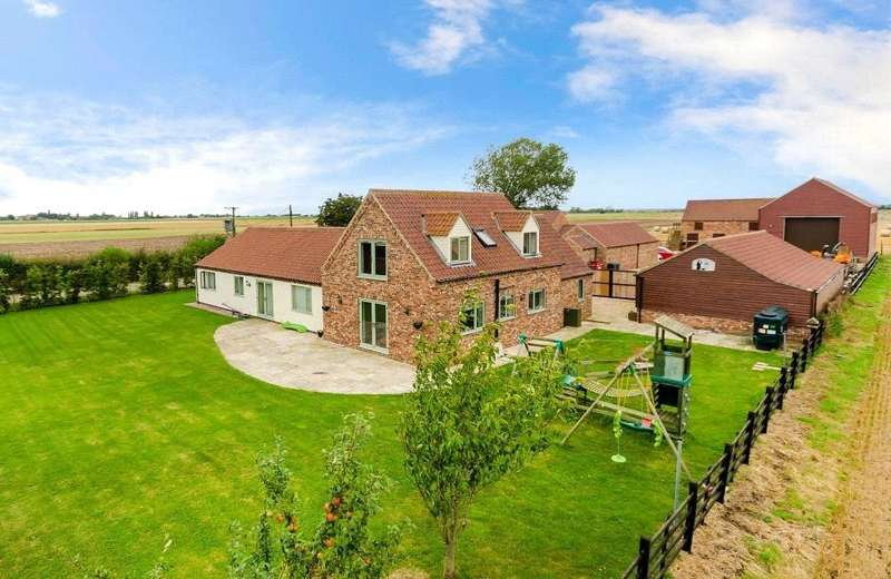 11 Bedrooms Detached House for sale in North Kyme Fen, North Kyme, Lincoln, LN4