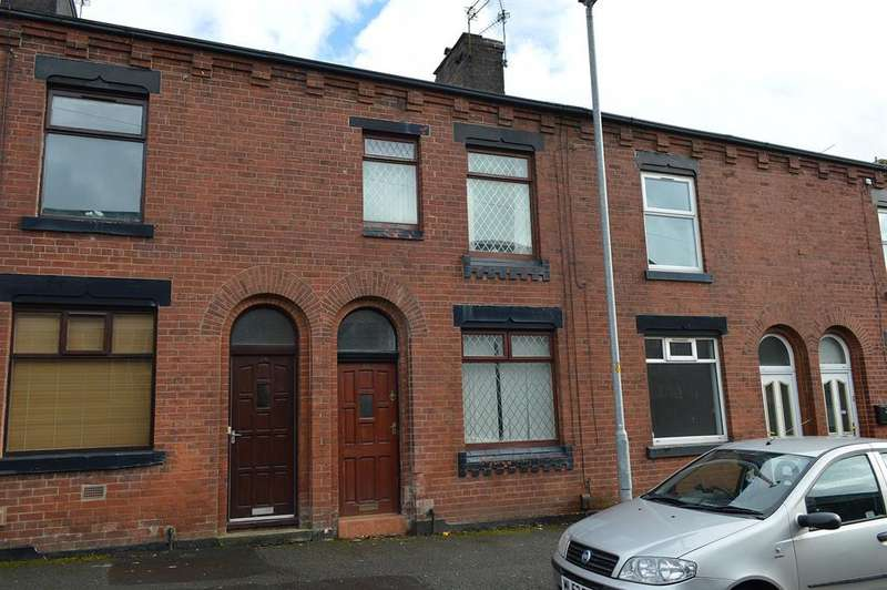3 Bedrooms Terraced House for sale in Milne Street, Chadderton, Oldham, OL9 0HR