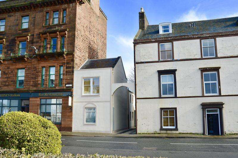 2 Bedrooms Flat for sale in Wellington Square, Ayr
