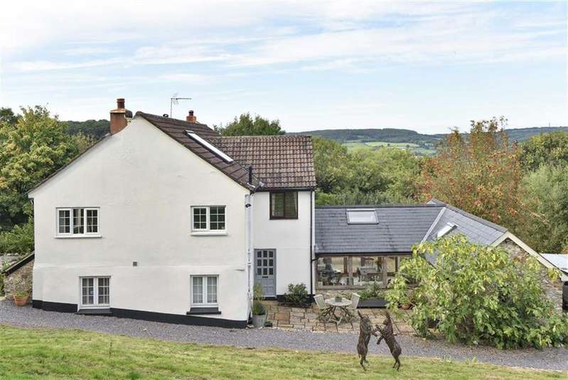 6 Bedrooms Detached House for sale in Castle Hill, Hemyock, Cullompton, Devon, EX15
