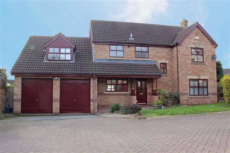 5 Bedrooms Detached House for sale in Berryfield Park, Monmouth