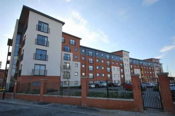 2 Bedrooms Property for sale in Steele House, Salford, Manchester