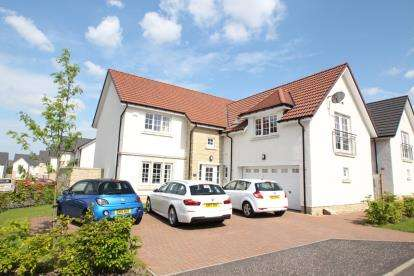 5 Bedrooms Detached House for sale in West Cairn View, Murieston