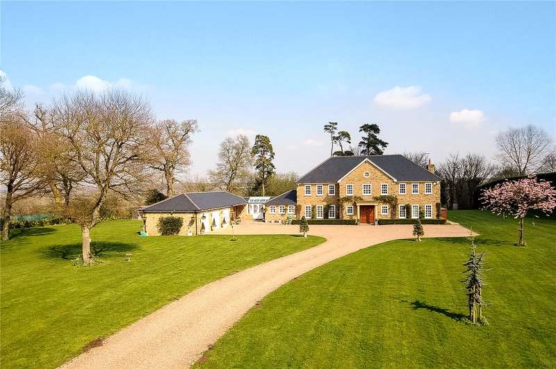 6 Bedrooms Detached House for sale in Tilehouse Lane, Denham, Buckinghamshire, UB9