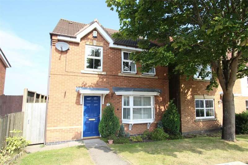 4 Bedrooms Detached House for sale in Netherley Road, Hinckley