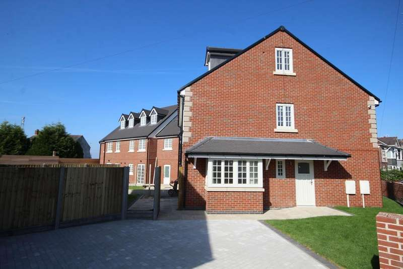 4 Bedrooms Semi Detached House for sale in Canning Street, Hinckley