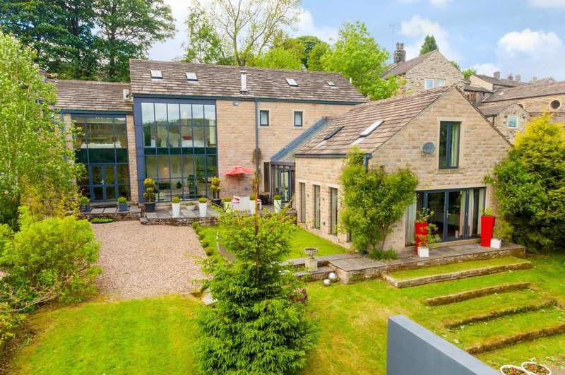 5 Bedrooms Detached House for sale in Maingate, Hepworth, Holmfirth