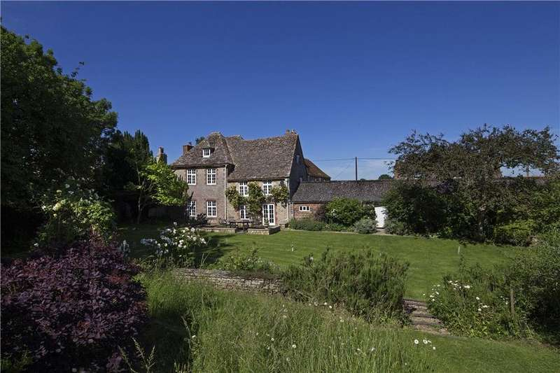 4 Bedrooms Detached House for sale in Goosey, Oxfordshire, SN7