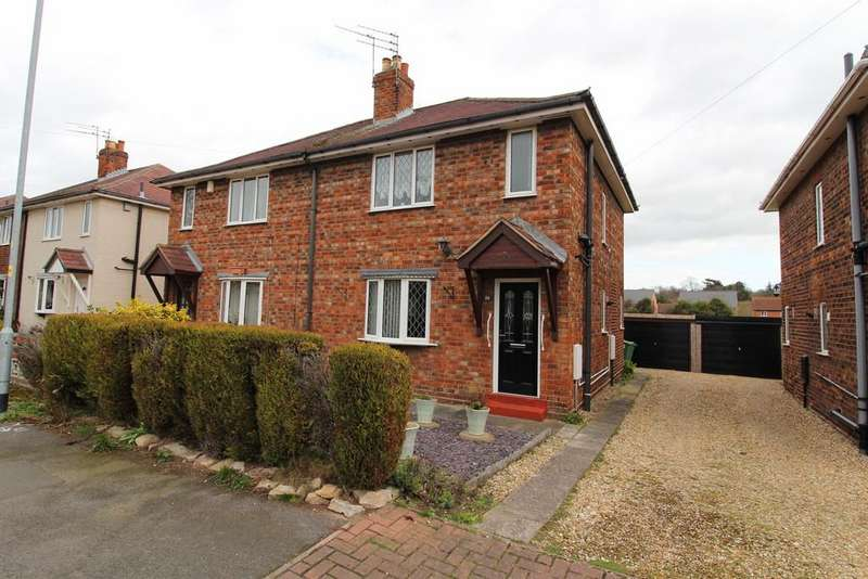 3 Bedrooms Semi Detached House for sale in Queensfield, Gainsborough