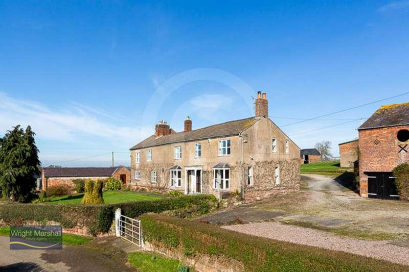 6 Bedrooms Farm House Character Property for sale in Malpas, Cheshire