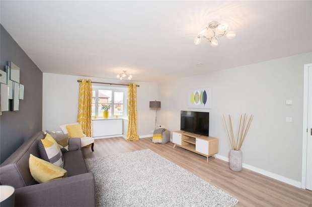 2 Bedrooms Flat for sale in Warkworth Drive, Wideopen, Newcastle upon Tyne, Tyne and Wear