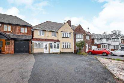 6 Bedrooms Semi Detached House for sale in Broadway, Walsall
