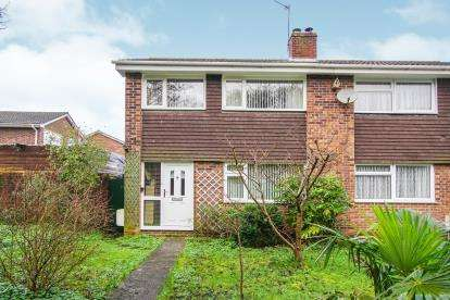 3 Bedrooms Semi Detached House for sale in Swallow Drive, Patchway, Bristol